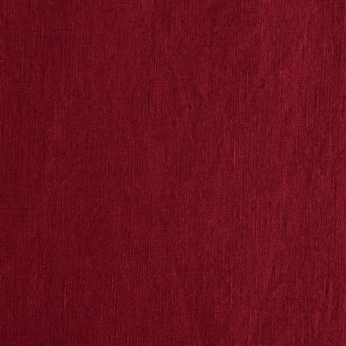 Leinen - Bio washed - burgundy